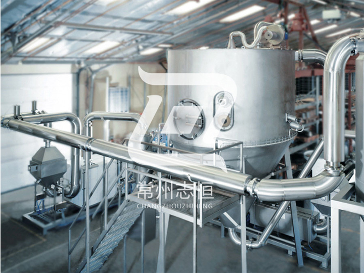 Closed loop spray dryer CCSD series